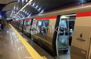 İstanbul Havalimanı – Gayrettepe Metro Hattı M11