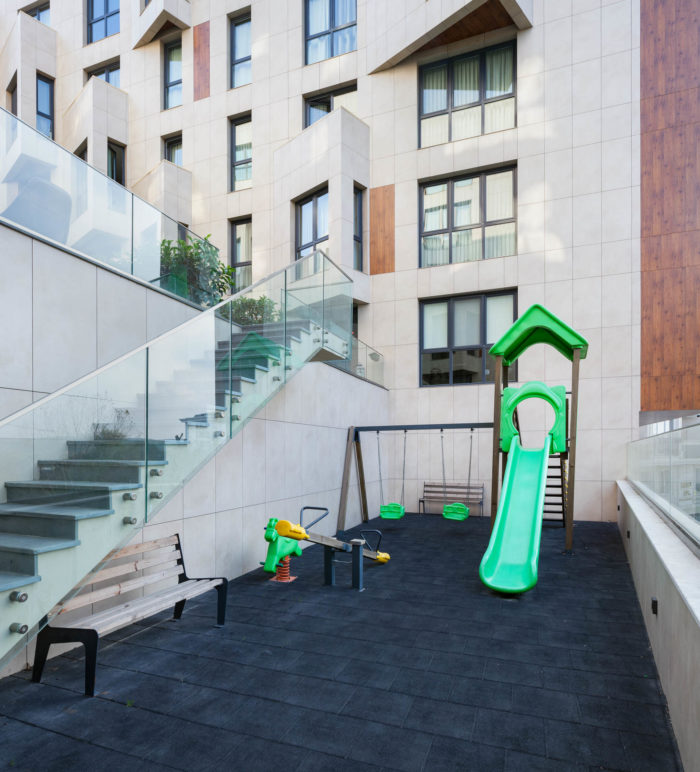 Mika İnşaat - Naturalist - Çocuk Oyun Parkı