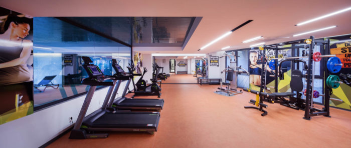 Mika İnşaat - Naturalist - Fitness Salonu Koşu Bantları